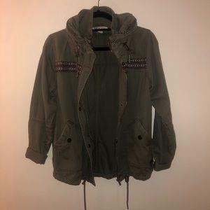 Roxy Utility Jacket